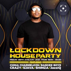 DOWNLOAD China Charmeleon – Lockdown House Party Mix (2021) MP3
