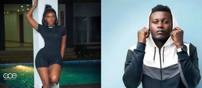 Worse things will be done to your daughter- Wendy Shay fires back at Keche Joshua