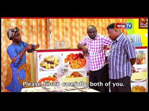 Comedy Video: Akpan and Oduma – Madam No-nonsense