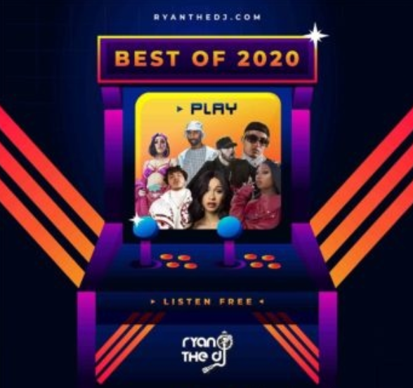 DOWNLOAD Ryan the DJ – Best of 2020 Mix MP3