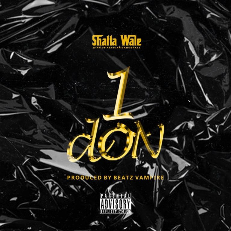 DOWNLOAD Shatta Wale – 1 Don MP3