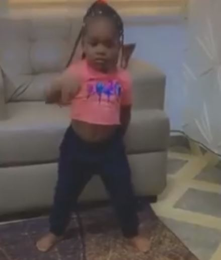 Naira Marley Reacts As Little Girl Dances To His Song (Video)