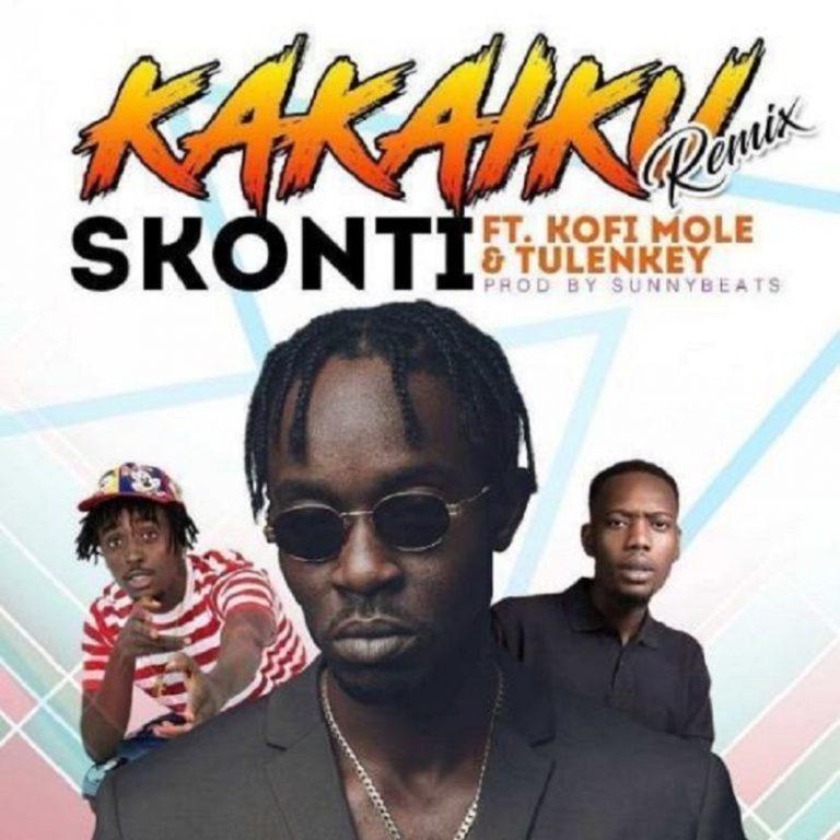 DOWNLOAD Skonti – Kakaiku (Remix) Ft. Kofi Mole, Tulenkey MP3