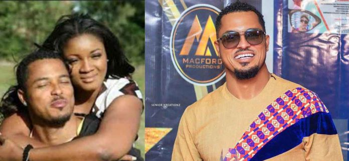 I enjoy kissing Omotola more than any other actress -Van Vicker confesses