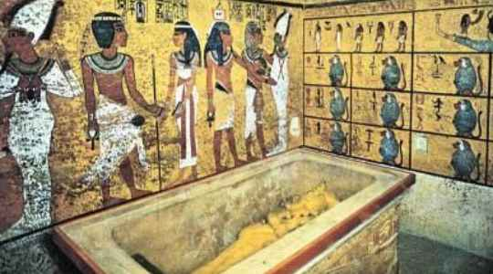 ETERNAL LOVE? See How First Gay Couple In History Lived, Died And Were Buried Together Dating Back To 2400 B.C In Egypt!