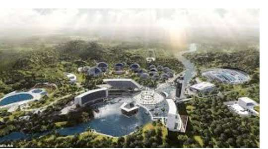 South African Plans To Turn Noah's Ark Into A Multi Billion Tourist Centre