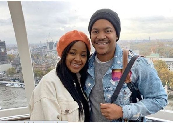 Brenden Praise and Mpoomy Ledwaba still much more in love