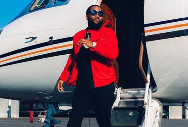 Cassper Nyovest schools fans on the benefit of having a good accountant