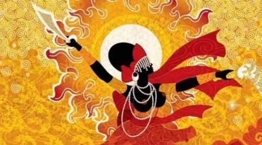 Meet OYA – Yoruba Goddess Of death
