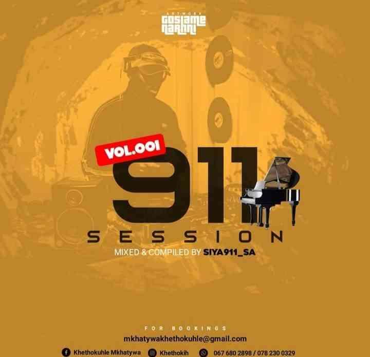 DOWNLOAD Siya911 – 911 Session 001 Mix MP3