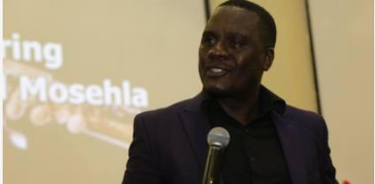 Israel Mosehla's wife, Millicent Mosehla is shattered by his death