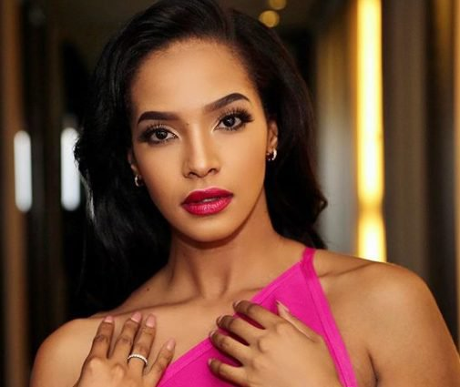 Liesl Laurie reveals she is back to being on-air