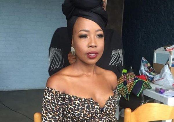 "Ntsiki Mazwai reacts to Zodwa Wabantu's makeover: ""What?"""