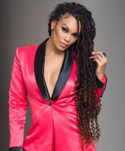 """Pearl Thusi on leaving South Africa for a """"really exciting project"""""""