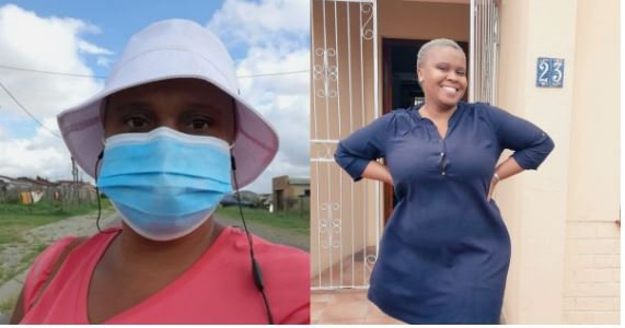 SA woman mourns the death of her mother who died of Covid-19