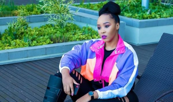 Sbahle Mpisane on how she boost her driving confidence following her car accident