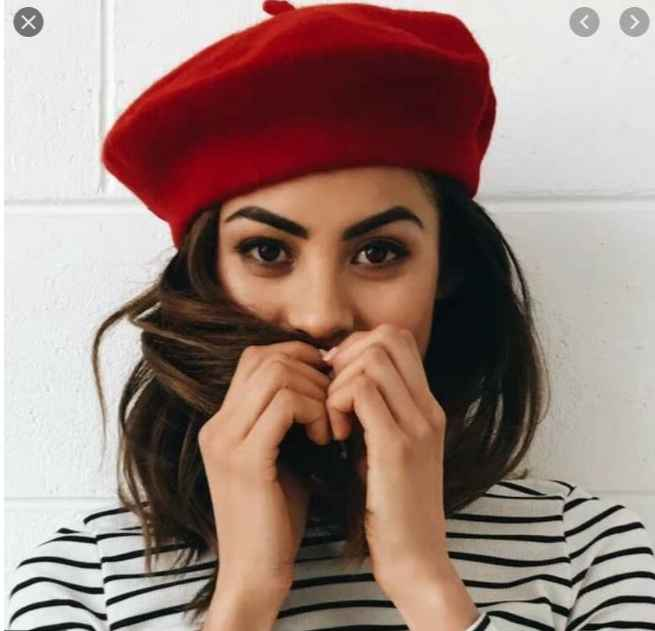 DON'T SKIP THIS! Did You Know That The Famous Beret Fashion Emanated From France?? Read More Here