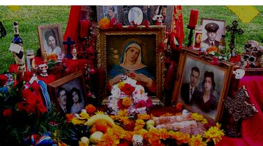 Día de Muertos   Festival Of The Dead Celebrated Every Year By Mexicans