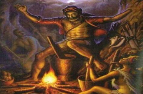 HAITI 1758: The Tragic Story Of An African Slave Who Was Burnt Alive Yet His Soul Roams The City