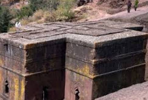 How Jesus Told This African King To Build Churches Carved From Rocks In Lalibela