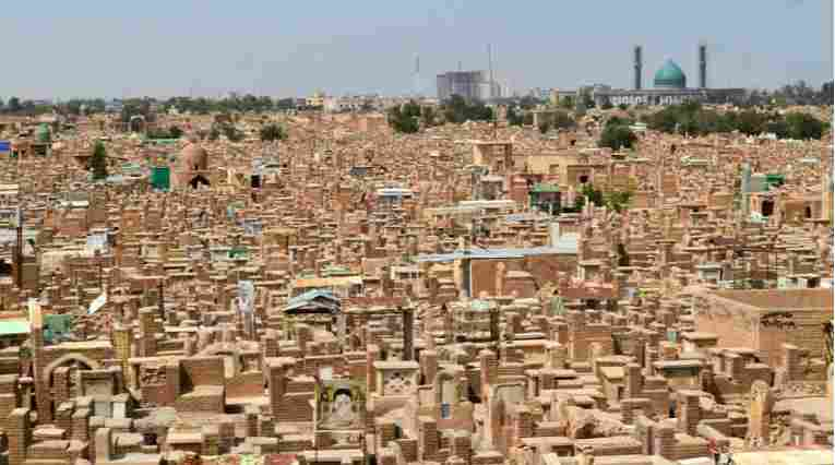 Ever Heard Of World's Largest Cemetery Where More Than 5 Million People Are Buried? Find Out Here