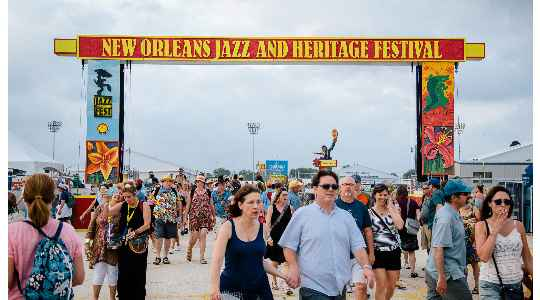 Five Best Music Festivals Only Hosted In New Orleans