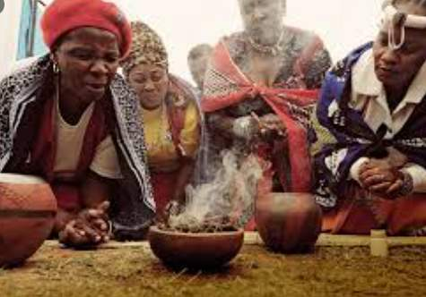 BLACK POWER: African Black Magic That Gets Thieves Glued To Their Stolen Items