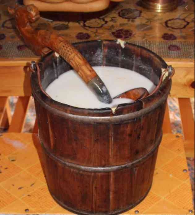 HORSE MILK??? See The Tribe In Mongolia Who Drink Fermented Horse Milk- Strange Indeed