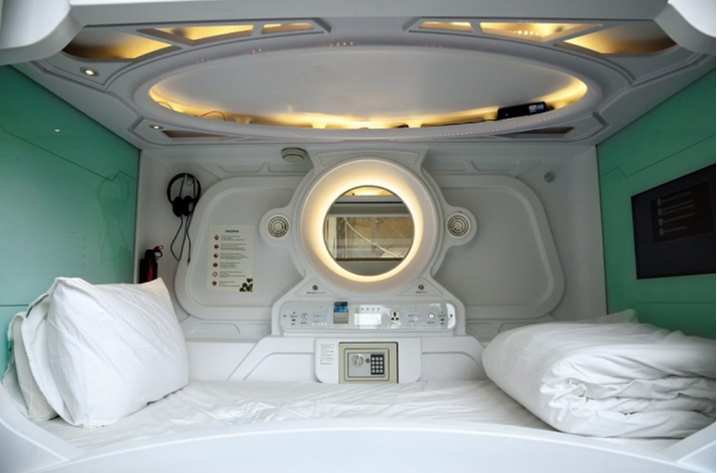 See Why At Pod Hotels, Tiny Rooms Mean Tiny Prices | Find Out Where It Is Located