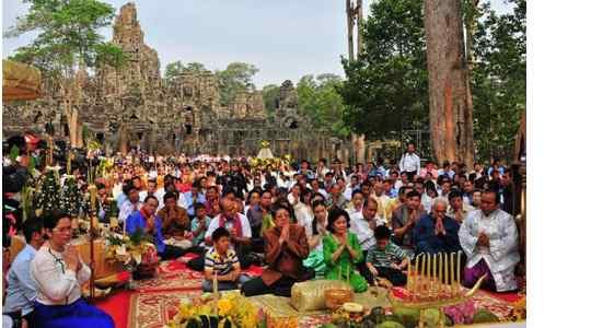 Check Out The Most Popular Festivals Celebrated Annually In Cambodia