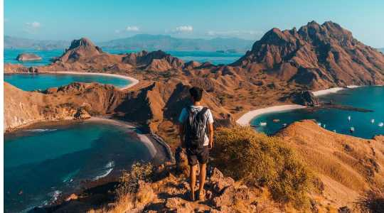 Welcome To Komodo Island | The Only Place Where The Most Dangerous & Last Dragons On Earth Live 😲🤯