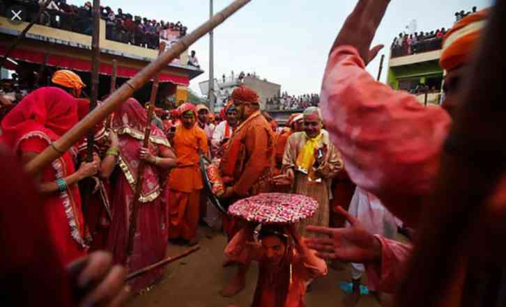 WHAT KIND OF FESTIVAL IS THIS? See The Festival In India That They Kill Themeselves As A Way Of Celebration
