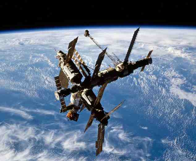 Did You Know There Is Spacecraft Cemetery That's Two Miles Under The Pacific Ocean? See Here