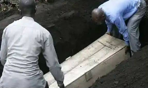 WEIRD INDEED! See The Weird Practices Of Of Burial Rites In This Village – You Will Be Amazed