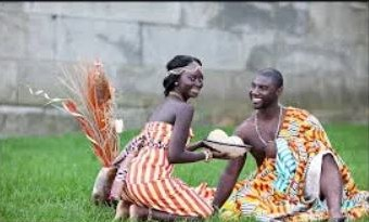 VIRGINITY AND VIRILITY TEST!! In This Tribe, The Aunt Is Responsible For Checking The Capability Of The Groom- See How