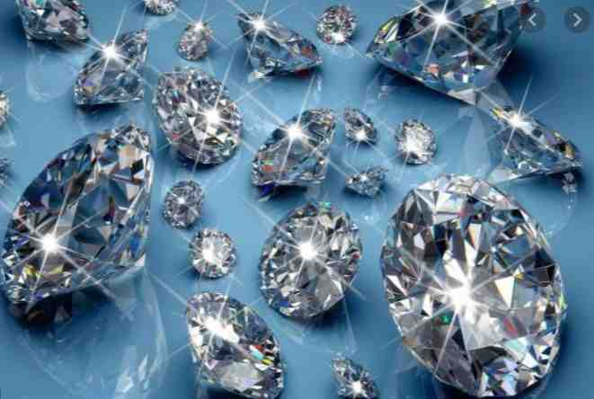 DIAMOND RUSH! See The African Country Blessed With So Much Diamond As Mineral Resources