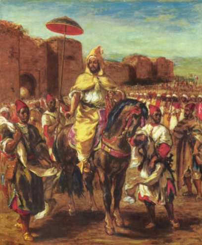 INCREDIBLE!! Meet The Most Fearful Moroccan Sultan Who Had 500 Concubines & 888 Children During His Lifetime 🤯