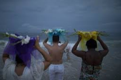 YEMOJA: Yoruba Water Deity Worshipped Every Eve Of New Year In Brazil