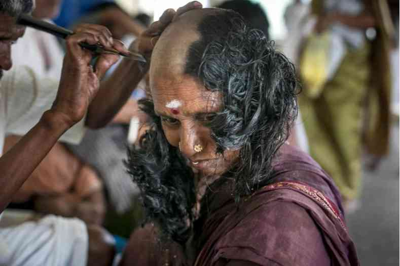 SHOCKING!!! Did You Know The Hairy Secret Behind Indian Temples? Find Out Here