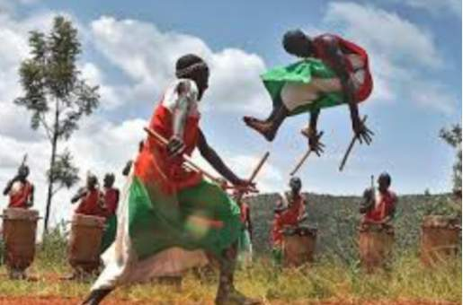 Why Burundi Government Banned Women From Playing Drums