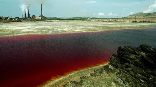 INTRIGUING! See The Deadliest Lake In The World, You Can Die By Just Standing By it🤯