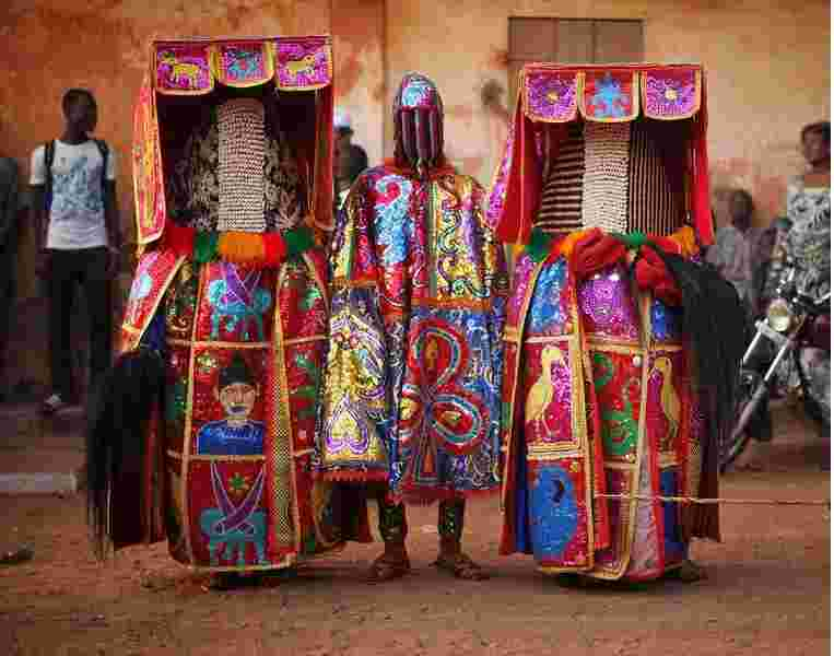 See How West African Ancestral Cults Shows The Belief In Life After Death
