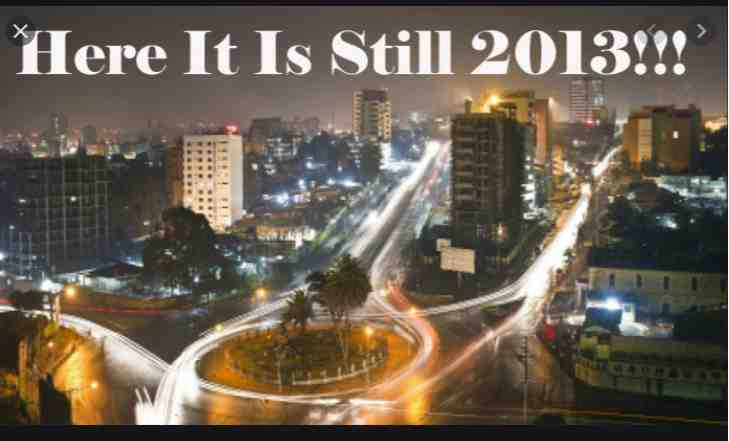 SHOCKING FOR REAL!!! See The Country That Is Still In 2013 – How Can This Be???