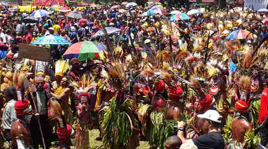 Goroka Show | Papua's Biggest Annual Multi-Tribe Festival