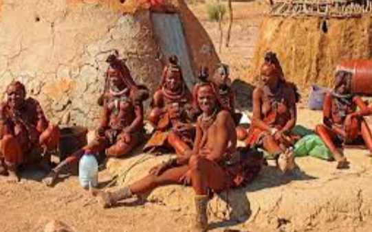 These Himba Tribe In Africa Offer Free S3x To Guests And They Never Take Bath