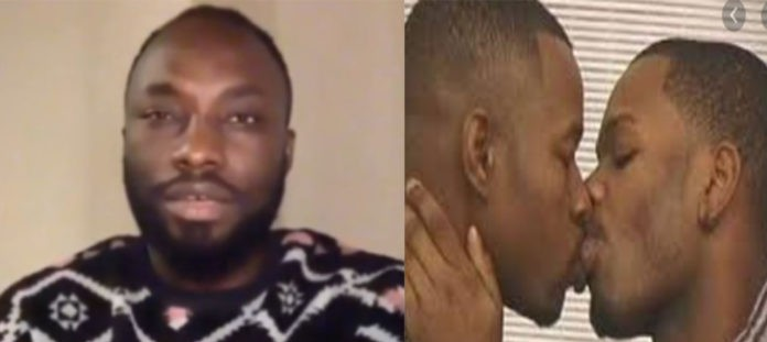 Top Ghanaian journalist came out of the closet says fear made him kept it secret