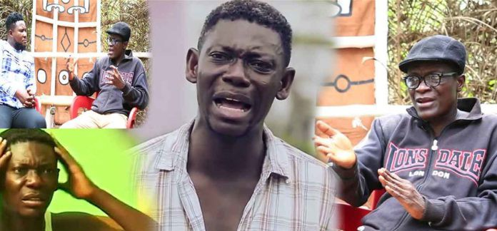 Agya Koo, who is proud and arrogant is to be blame for Kumawood collapse – Dir. Asare Bediako