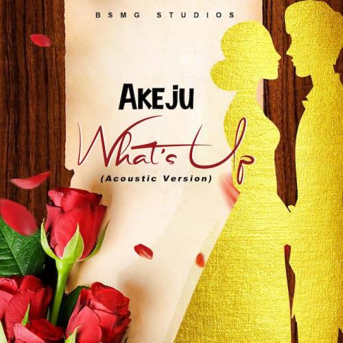 DOWNLOAD Akeju – What's Up (Acoustic Version) MP3