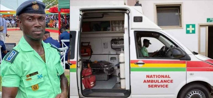 Ambulance driver shot by highway robbers reported dead