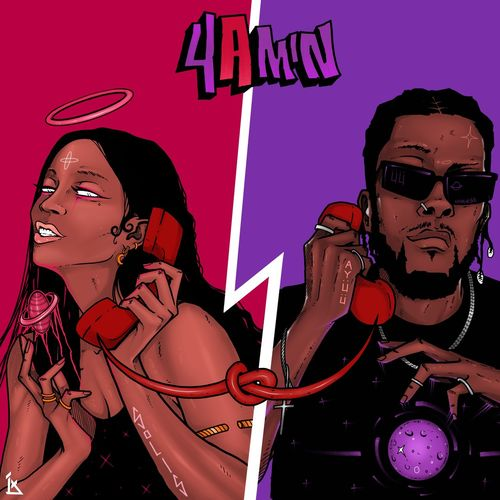 DOWNLOAD Ayuu – 4AMIN Ft. Solis MP3